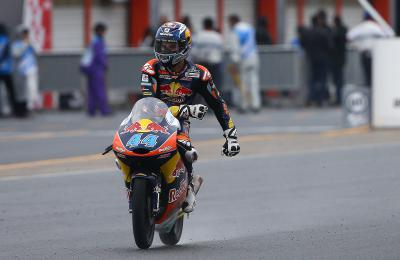 "Oliveira: ""I knew that we could be up at the front"""