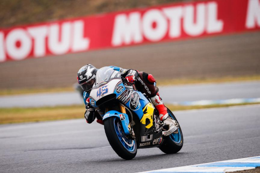 Scott Redding, EG 0,0 Marc VDS, Japanese GP RACE