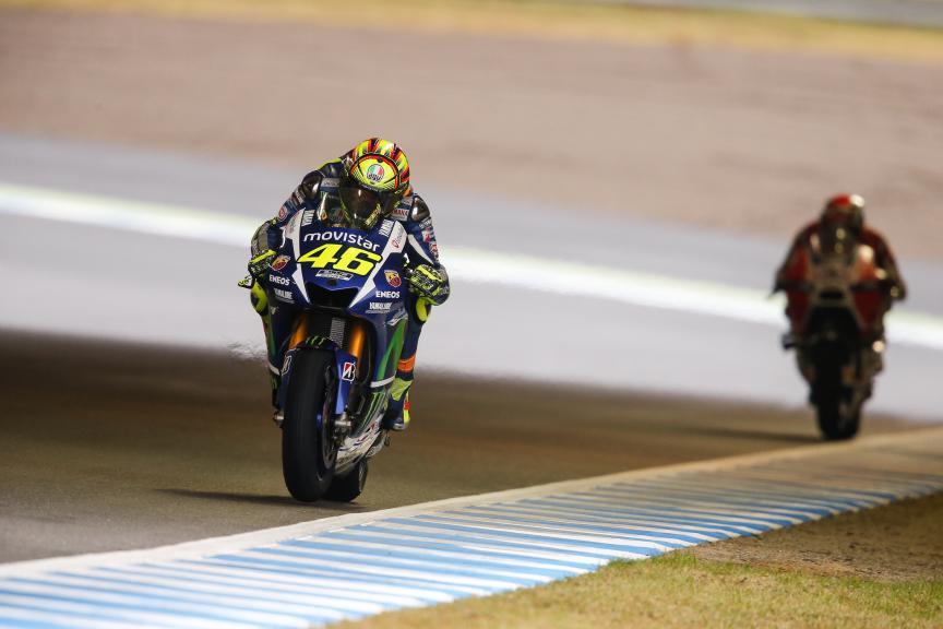 Valentino Rossi, Movistar Yamaha MotoGP, Japanese GP RACE