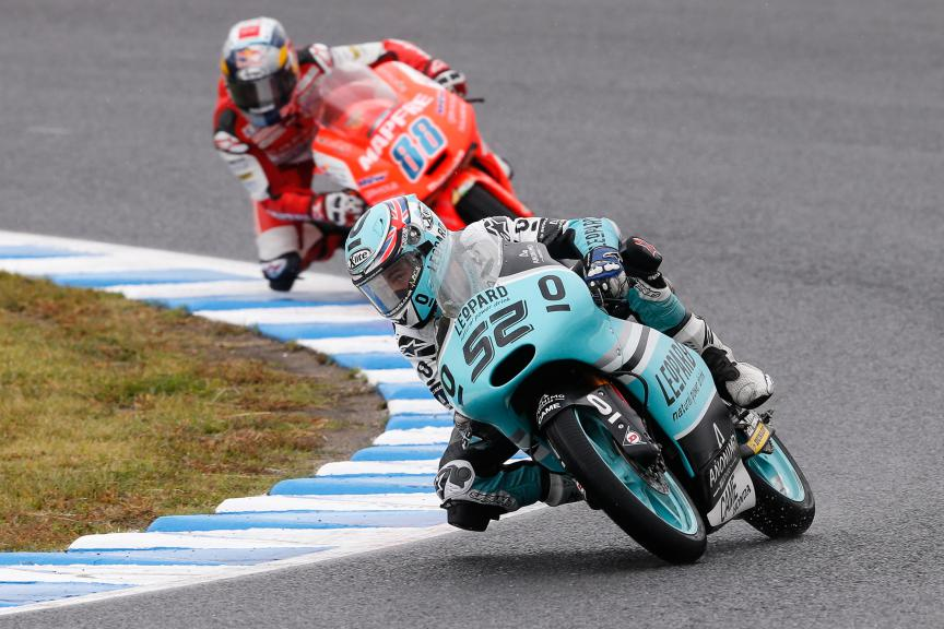 Danny Kent, Leopard Racing, Japanese GP RACE
