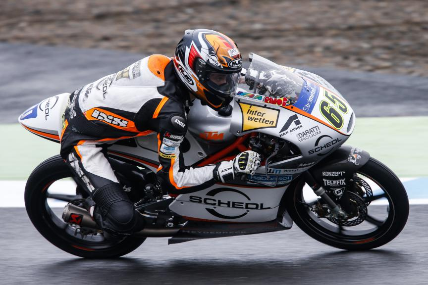 Phillip Oettl, Schedl GP Racing, Japanese GP RACE