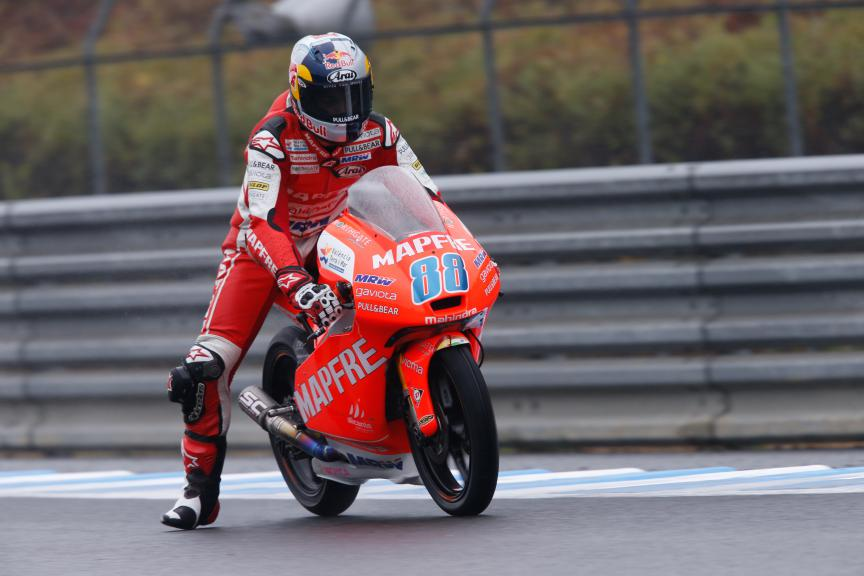 Jorge Martin, Mapfre Aspar Team Moto3, Japanese GP WUP