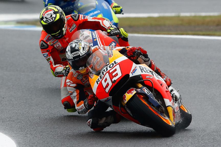 Marc Marquez, Repsol Honda Team, Japanese GP RACE