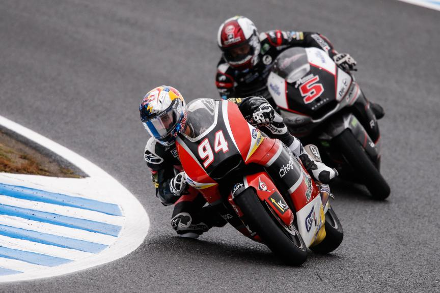 Jonas Folger, AGR Team, Japanese GP RACE
