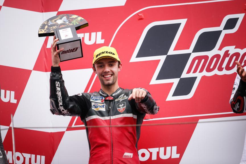 Jonas Folger, AGR Team, Japanese GP RACE