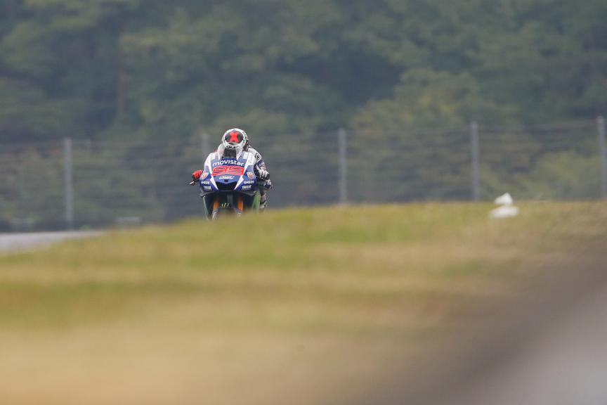 Jorge Lorenzo, Movistar Yamaha MotoGP, Japanese GP RACE