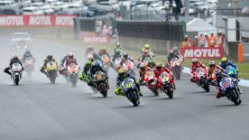 The full race session of the MotoGP™ World Championship at the Japanese GP.