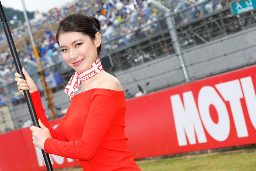 Paddock Girls, Japanese GP