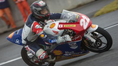 Sasaki crowned 2015 Shell Advance Asia Talent Cup champion