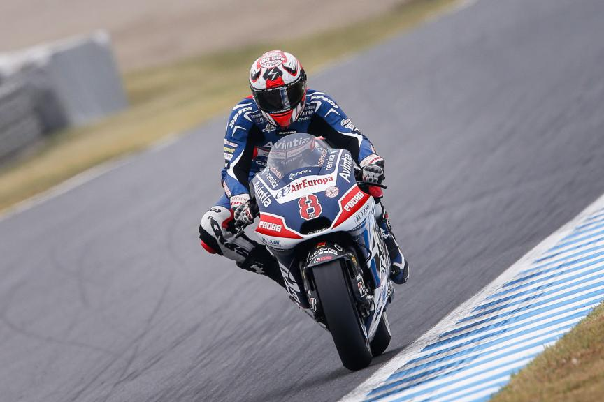 Hector Barbera, Avintia Racing, Japanese GP