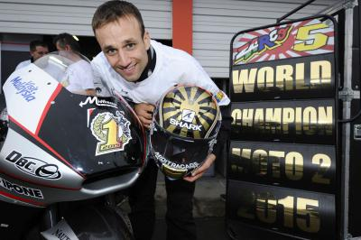 Zarco: 'Fighting for the title and race wins is fantastic'