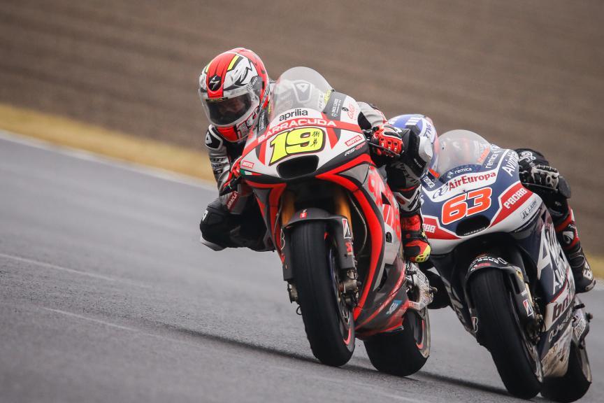 Alvaro Bautista, Aprilia Racing Team Gresini, Japanese GP