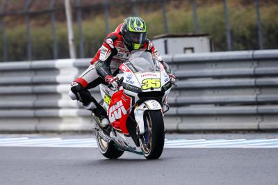 "Crutchlow: ""I thought again I was one of the strongest"""