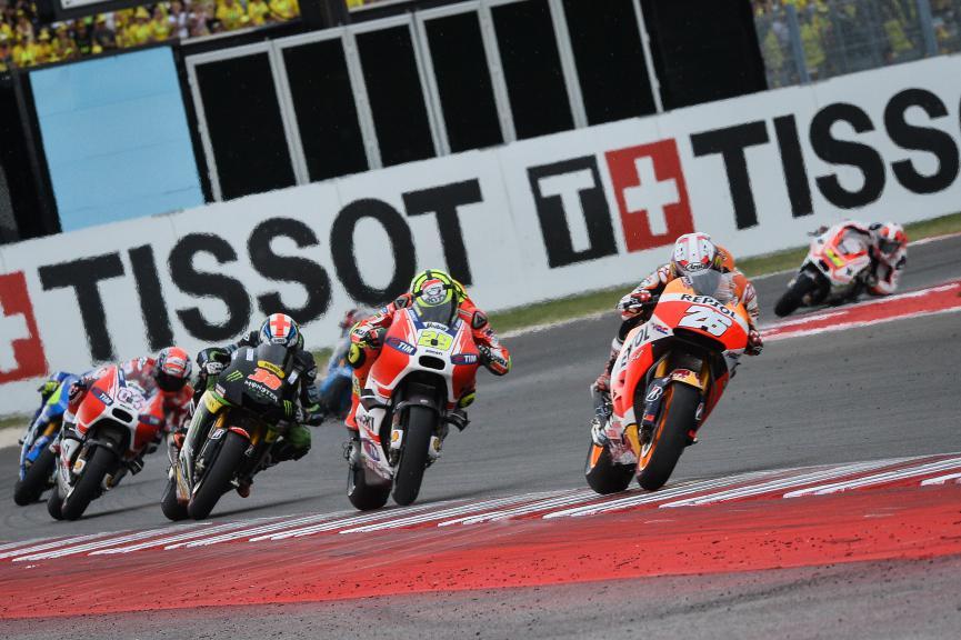MotoGP Action