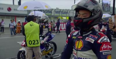Resumen 2ª carrera Shell Advance Asia Talent Cup - Motegi
