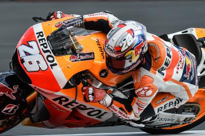 Pedrosa draws level with Angel Nieto