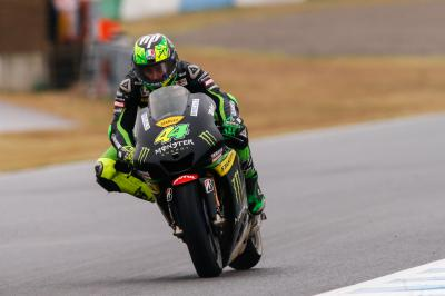 "Espargaro: ""I fell whilst braking into turn 11"""