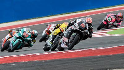 I piloti della Moto2™ a caccia di punti in Campionato