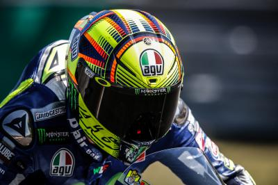 Rossi to equal Capirossi's record At Phillip Island
