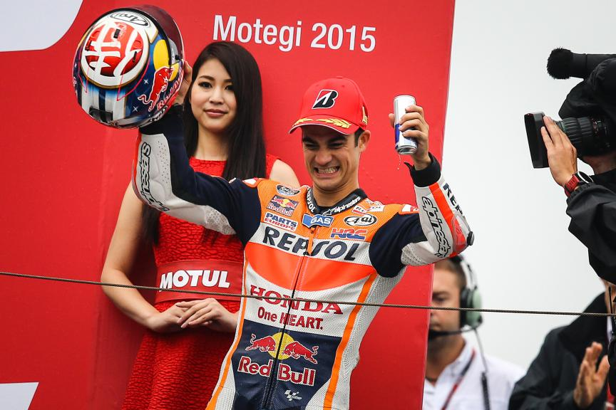 Dani Pedrosa, Repsol Honda Team, Japanese GP