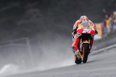 Pedrosa: Motivation drauf gepackt