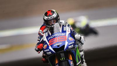 "Lorenzo: ""I lost some valuable points"""