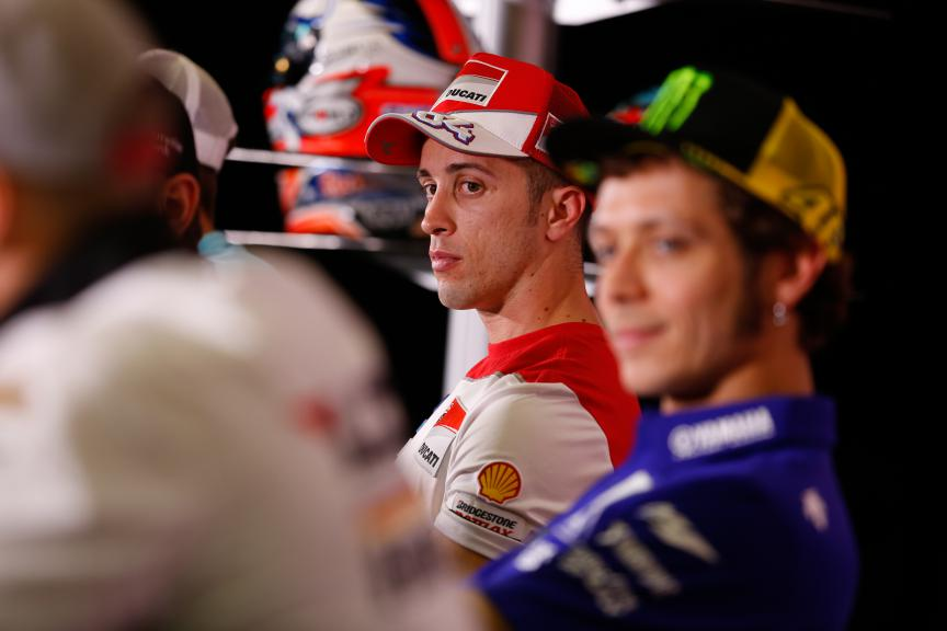 Pramac Australian Motorcycle Grand Prix Press Conference