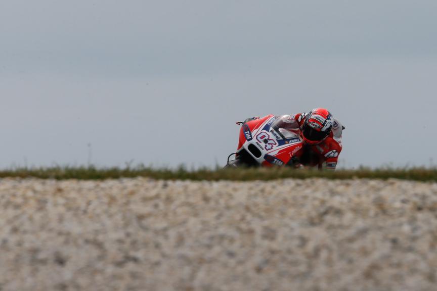 Andrea Dovizioso, Ducati Team, Australian GP FP2