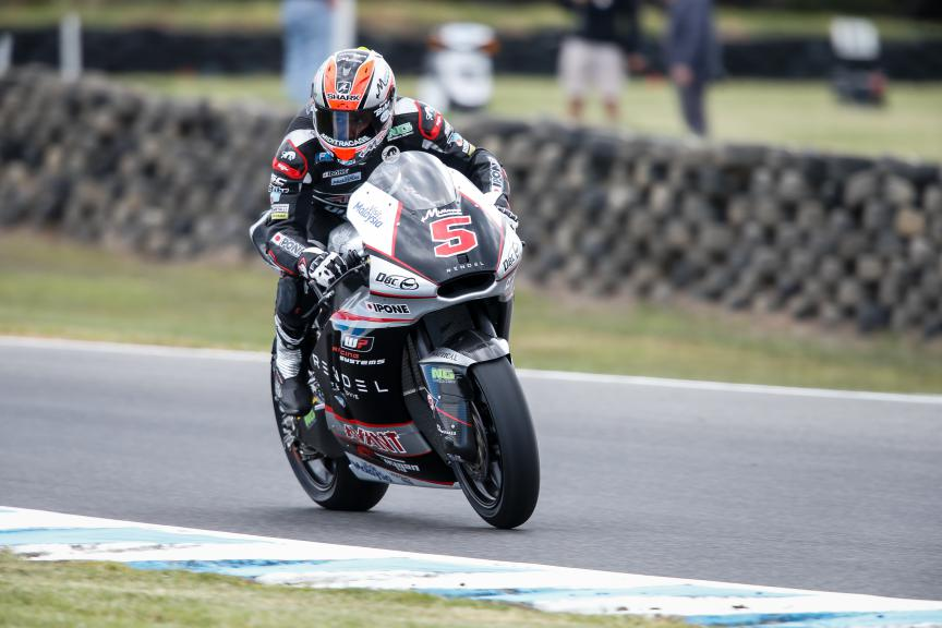 Johann Zarco, Ajo Motorsport, Australian GP FP2