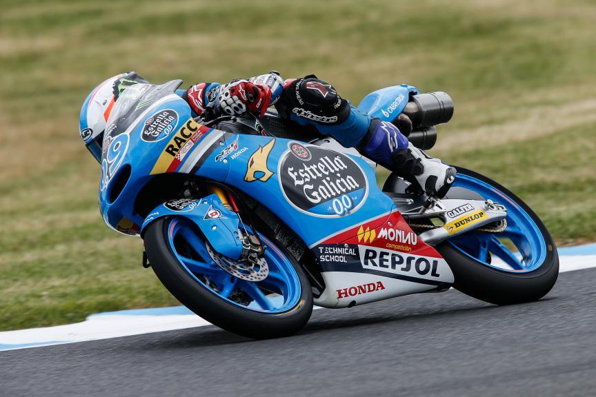 Jorge Navarro, Estrella Galicia 0,0, Australian GP FP2