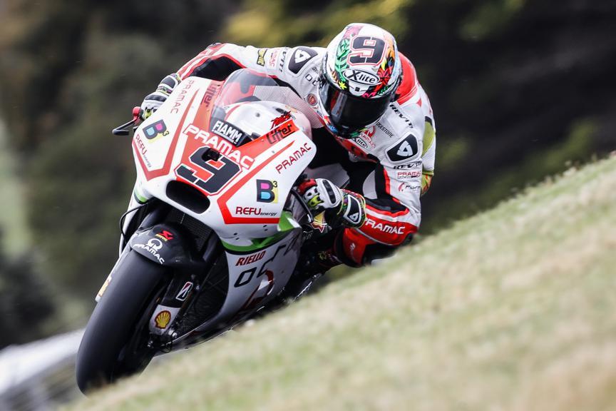 Danilo Petrucci, Octo Pramac Racing, Australia GP FP2