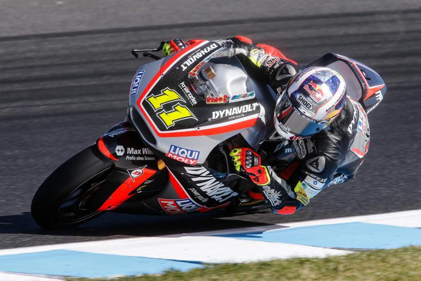 Sandro Cortese, Dynavolt Intact GP, Australian GP FP2