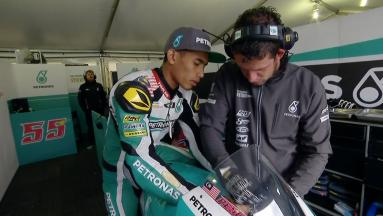 Australian GP Moto2™ 1. Freies Training