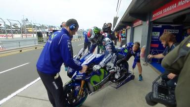 Australian GP MotoGP™ 1. Freies Training