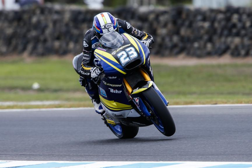 Marcel Schrotter, Tech 3, Australian GP FP2