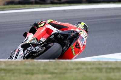 """Iannone: """"I could have done a bit better"""""""