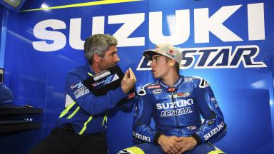 Viñales on the pace in Phillip Island