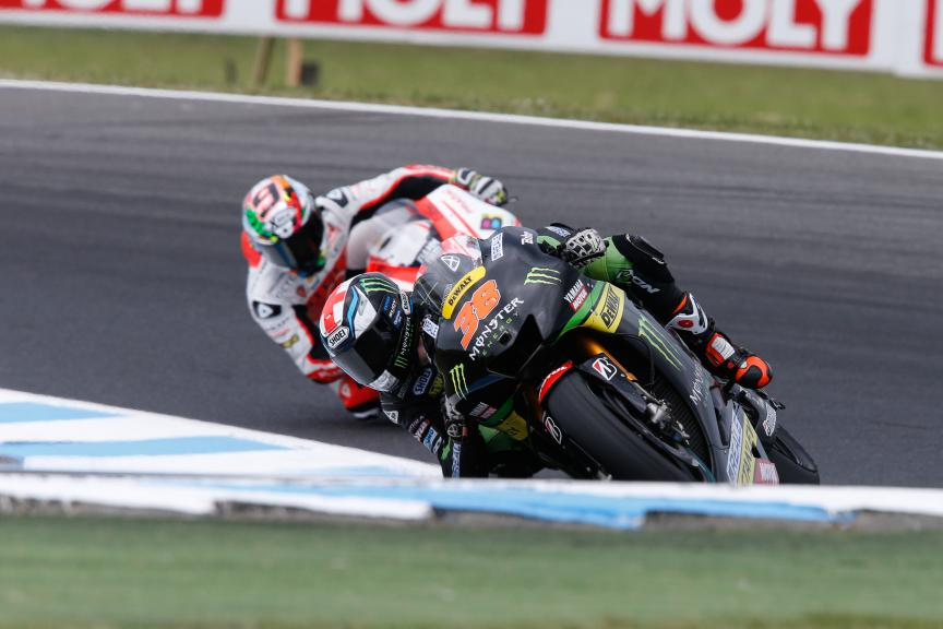 Bradley Smith, Monster Yamaha Tech 3, Australian GP FP2