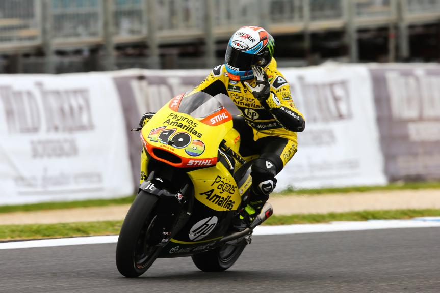 Alex Rins, Paginas Amarillas Hp 40, Australian GP FP2