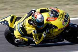 Last gasp Rins snatches top spot in Moto2™
