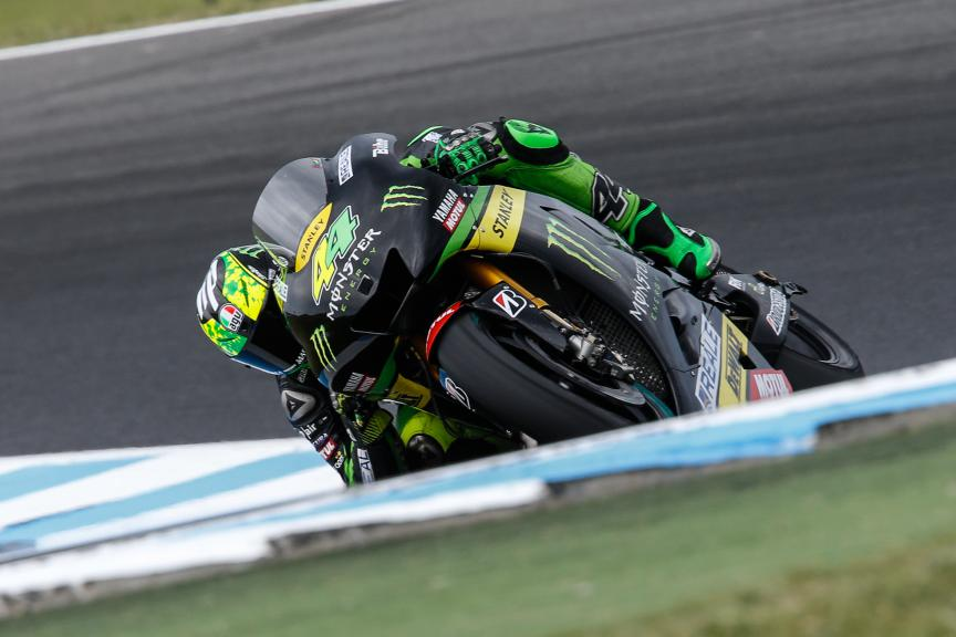 Pol Espargaro, Monster Yamaha Tech 3, Australian GP FP2