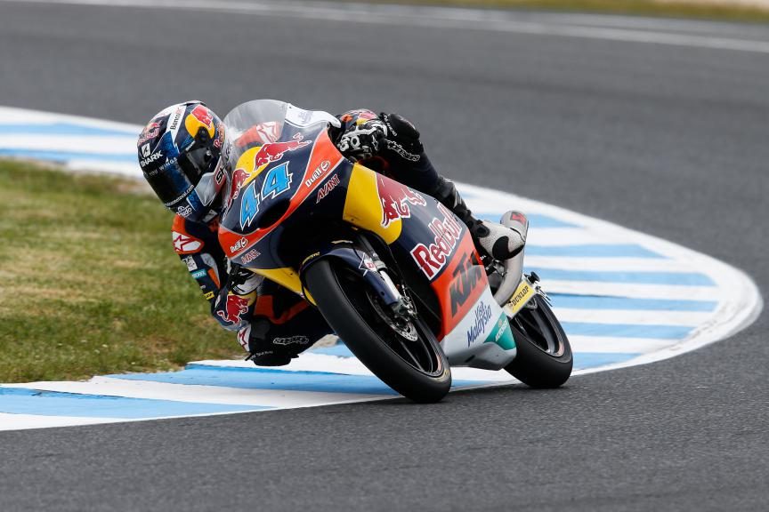 Miguel Oliveira, Red Bull KTM Ajo, Australia GP FP2