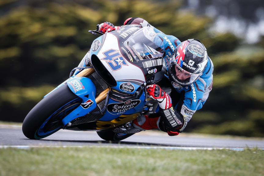 Scott Redding, EG 0,0, Marc VDS, Australian GP