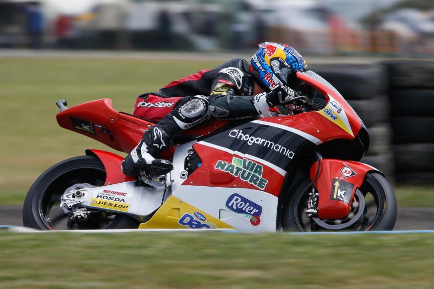 Jonas Folger, AGR Team, Australian GP, FP2