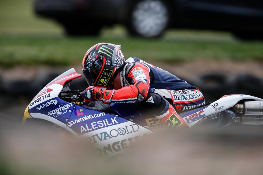 Niccolò Antonelli, Ongetta-rivacold, Australian GP FP2