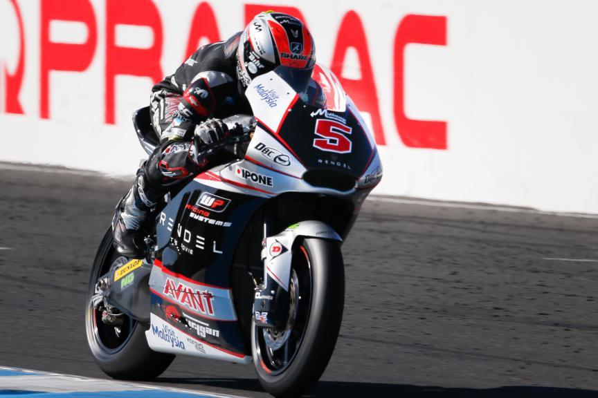 Johann Zarco, Ajo Motorsport, Australian GP QP