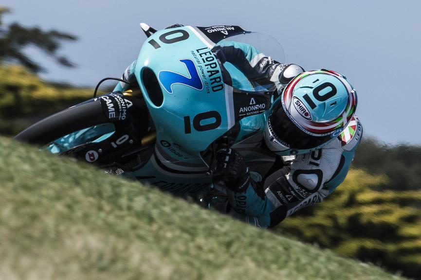 Efren Vazquez, Leopard Racing, Australian GP QP