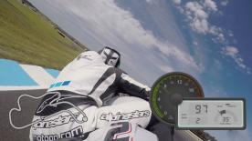 Experience a lap of Phillip Island with motogp.com's Dylan Gray.