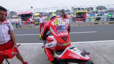 #AustralianGP : MotoGP™ FP3