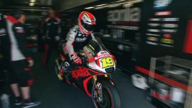 #AustralianGP: MotoGP™ Qualifying 1